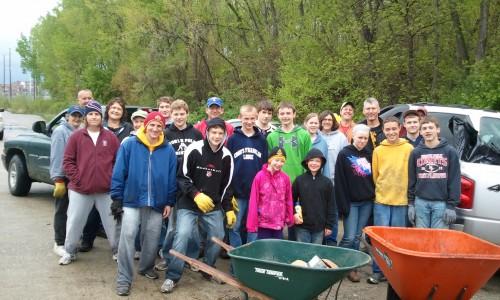 Joppa Cleanup Crew